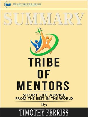 cover image of Summary of Tribe of Mentors