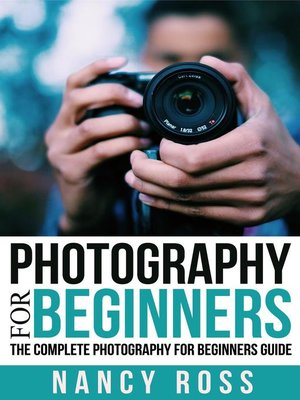 cover image of Photography for Beginners