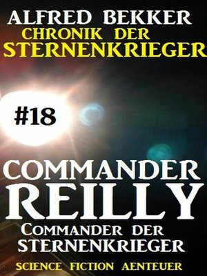 cover image of Commander Reilly #18