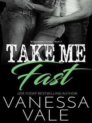 cover image of Take Me Fast