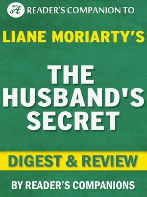 cover image of The Husband's Secret by Liane Moriarty