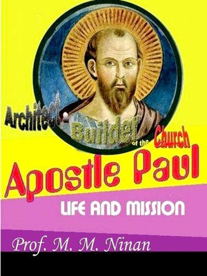 cover image of Apostle Paul