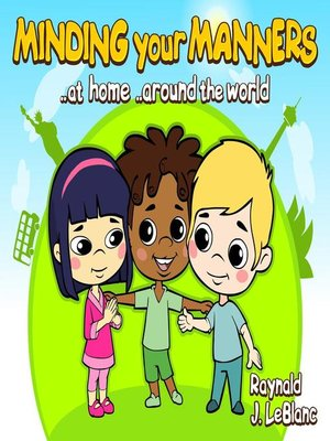 cover image of Minding Your Manners ..at home ..around the world