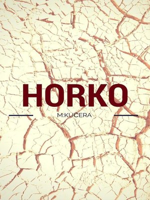 cover image of Horko
