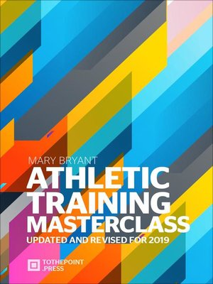 cover image of Athletic Training Masterclass