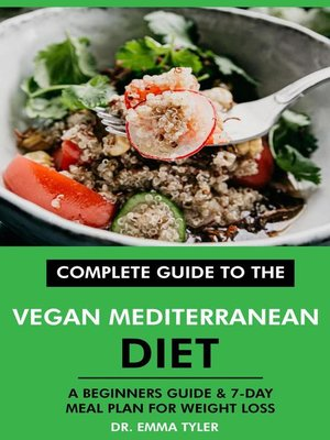 cover image of Complete Guide to the Vegan Mediterranean Diet