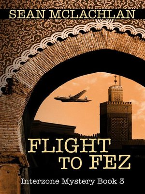 cover image of Flight to Fez
