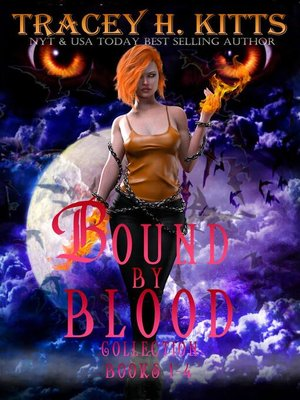 cover image of Bound by Blood, Books 1-4