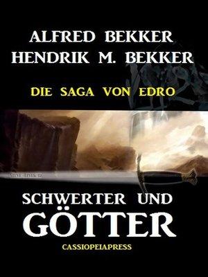 cover image of Schwerter und Götter