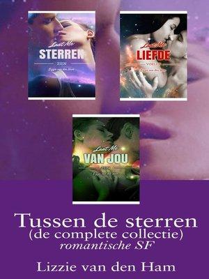cover image of Tussen de sterren (complete collectie)--romantische SF