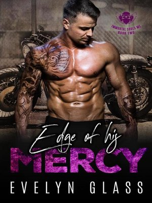 cover image of Edge of His Mercy (Book 2)
