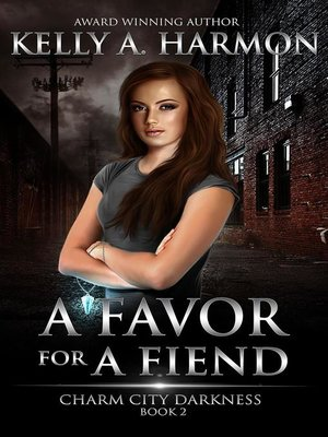cover image of A Favor for a Fiend