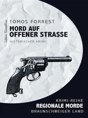 cover image of Mord auf offener Straße
