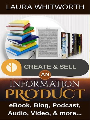 cover image of Create and Sell an Information Product