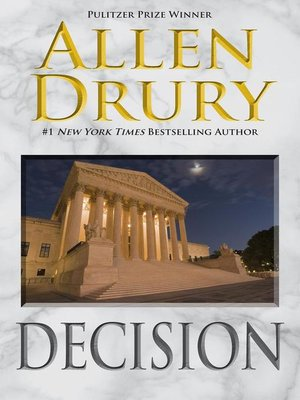 cover image of Decision