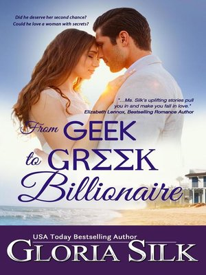 cover image of From Geek to Greek Billionaire