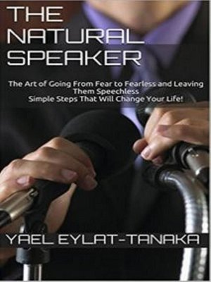 cover image of The Natural Speaker