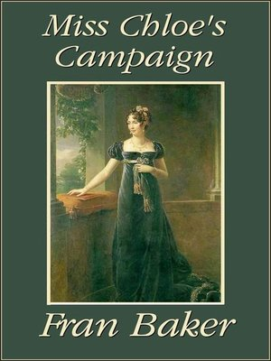 cover image of Miss Chloe's Campaign