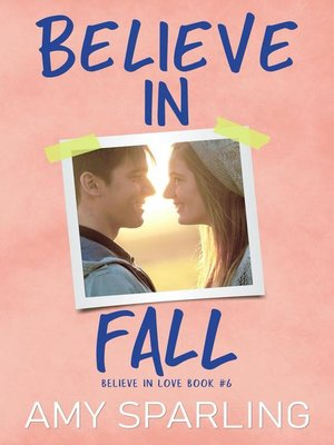 cover image of Believe in Fall