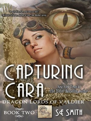 cover image of Capturing Cara