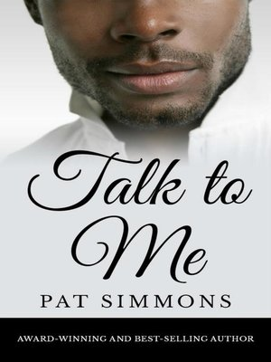 cover image of Talk to Me