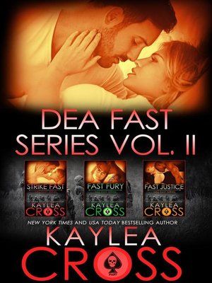 cover image of DEA FAST Series Box Set Volume 2