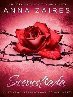 cover image of Secuestrada, #1