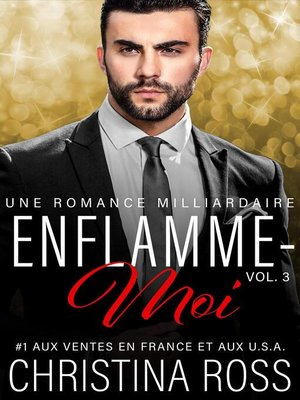 cover image of Enflamme-moi (Volume 3)