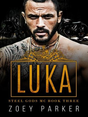 cover image of Luka (Book 3)