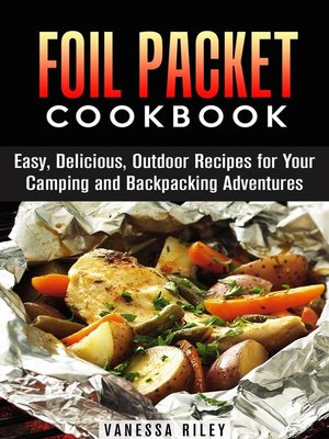 cover image of Foil Packet Cookbook