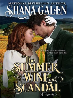 cover image of The Summer of Wine and Scandal