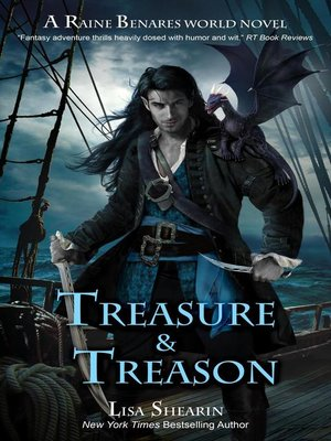 cover image of Treasure & Treason