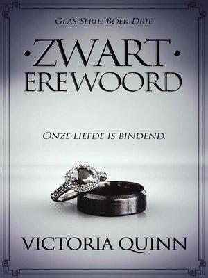 cover image of Zwart Erewoord
