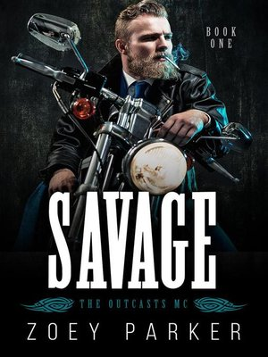 cover image of Savage (Book 1)