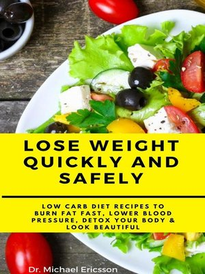 cover image of Lose Weight Quickly and Safely
