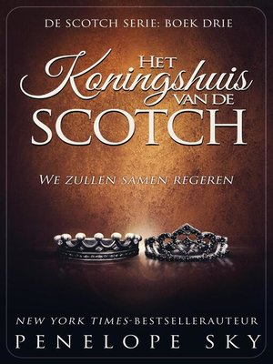 cover image of Het Koningshuis van de Scotch