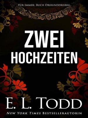 cover image of Zwei Hochzeiten