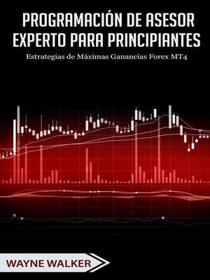 cover image of Programación de Asesor Experto para Principiantes