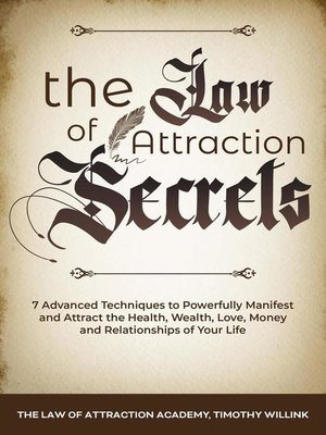 cover image of The Law of Attraction Secrets
