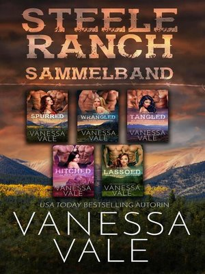 cover image of Steele Ranch Sammelband
