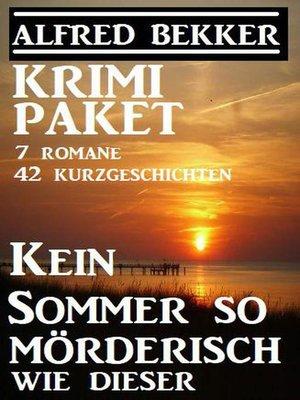 cover image of Krimi-Paket