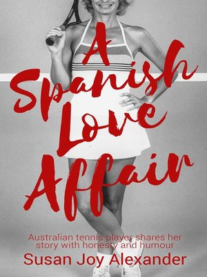 cover image of A Spanish Love Affair