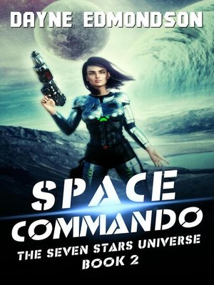 cover image of Space Commando