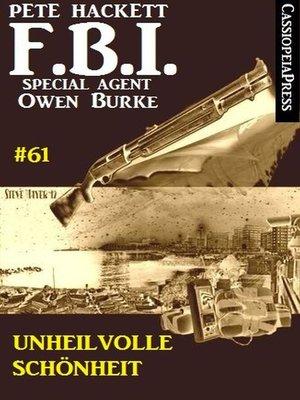 cover image of Unheilvolle Schönheit
