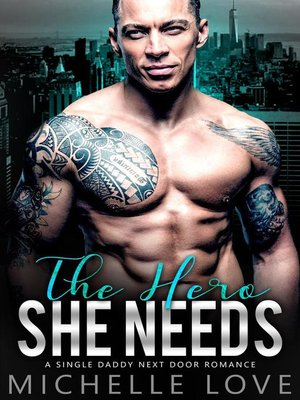 cover image of The Hero She Needs