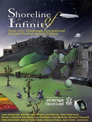 cover image of Shoreline of Infinity 11½--Edinburgh International Science Festival Special Edition