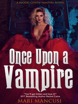cover image of Once Upon a Vampire
