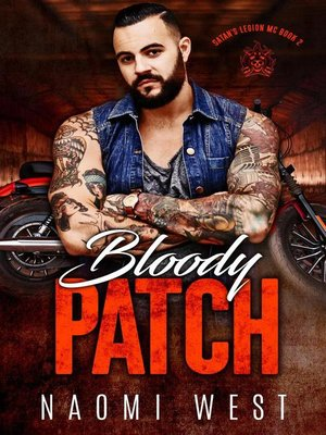 cover image of Bloody Patch