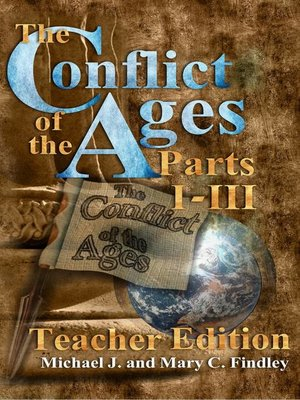 cover image of Conflict of the Ages Teacher Edition 1-3