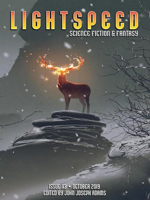 cover image of Lightspeed Magazine, Issue 113 (October 2019)